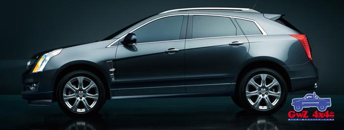 Cadillac-SRX5